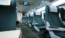 Bus, train