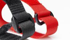 Geconfektioneerde straps en bevestigingsriemen
